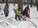 Geocaching im Winter 2010