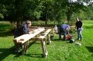 Neue Lagerfeuerrunde in Holzerode 2014