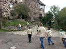 Pfadilager in Burg Ludwigstein 2014
